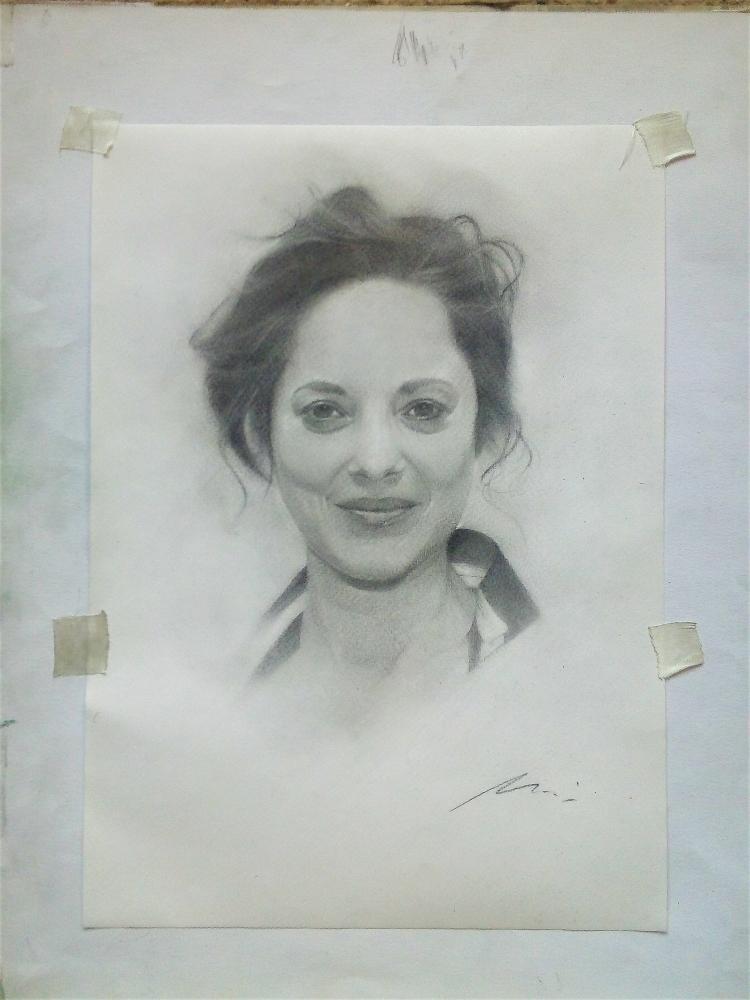 Marion Cotillard par 33mario33